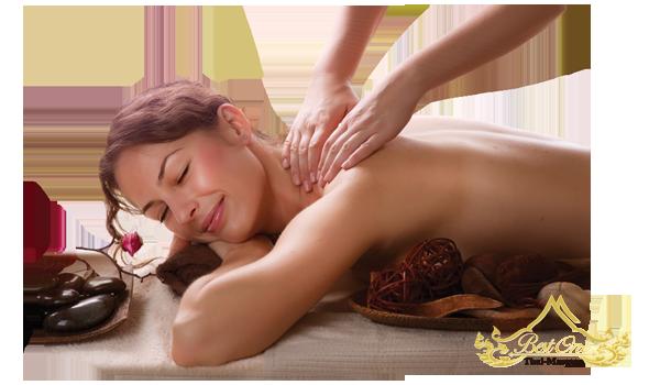 Aromaölmassage Behandlung bei BEST ONE traditionelle Thai-Massage in Stuttgart