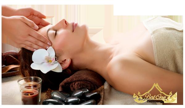 Hier sind Gutscheine für Thai Kopf Massage für BEST ONE Thai-Massage Stuttgart