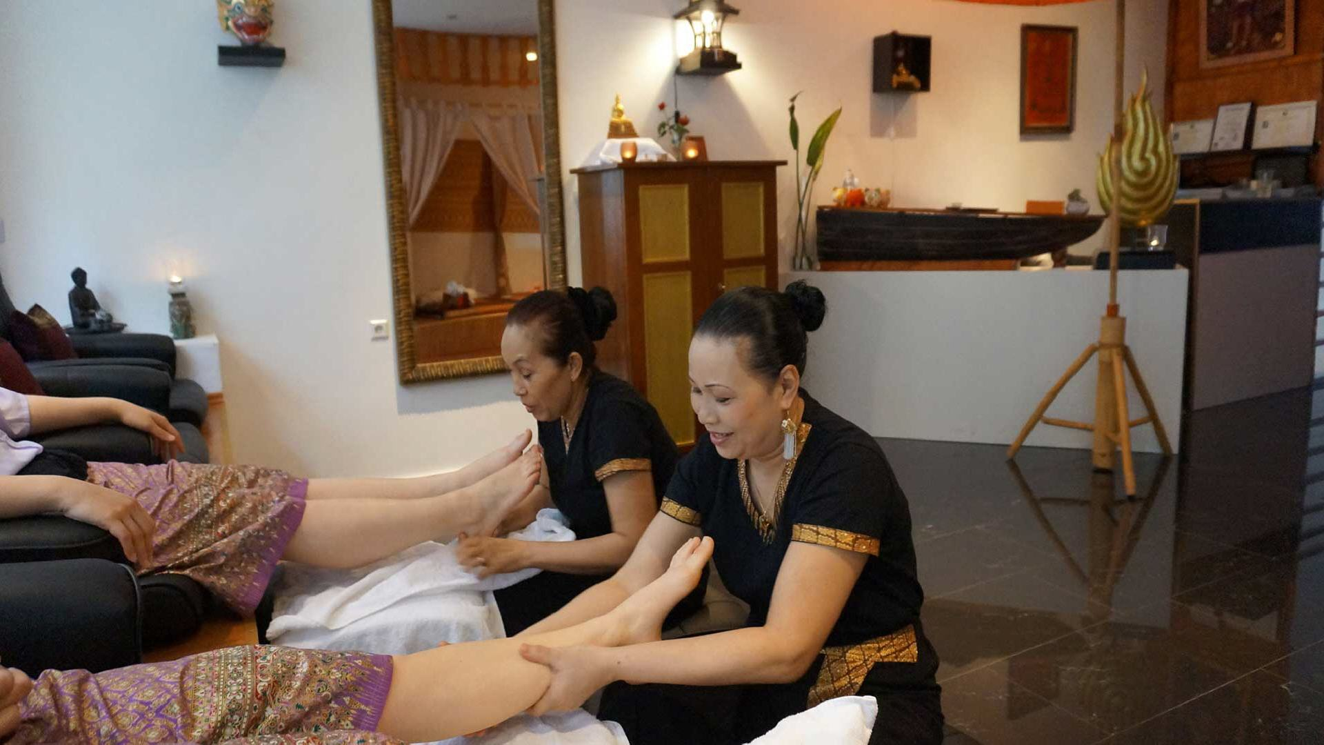 Thai massage weilimdorf