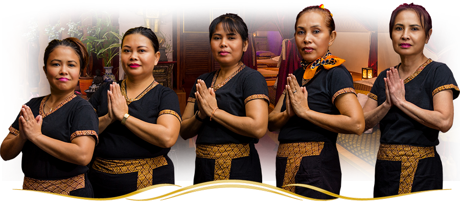 BEST ONE Thai-Massage Team in Stuttgart