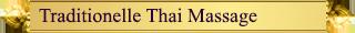 Traditionelle Thai-Massage Behandlung BEST ONE Stuttgart